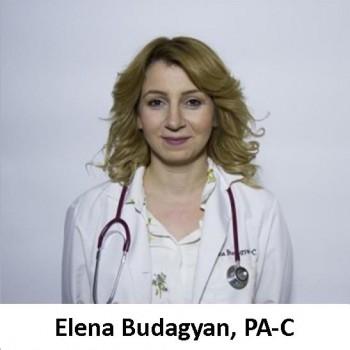 Elena Budagyan