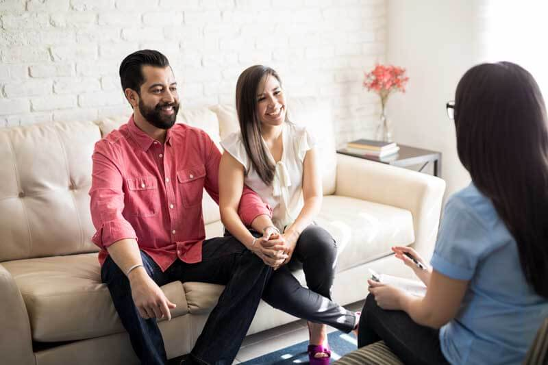 Positive consultation with psychologist