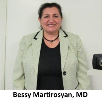 bessy martirosyan md